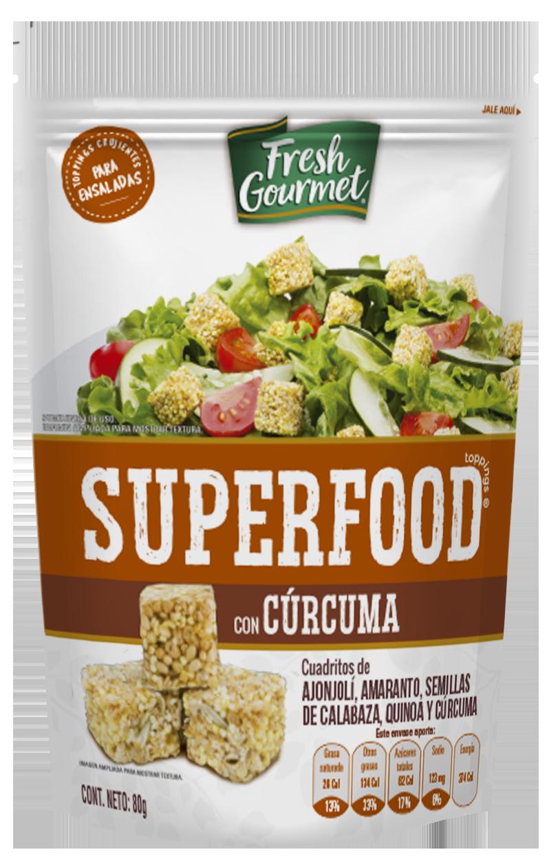 SUPERFOOD Cúrcuma