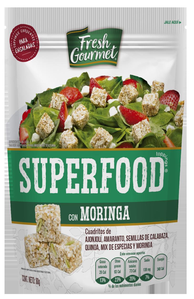SUPERFOOD Moringa