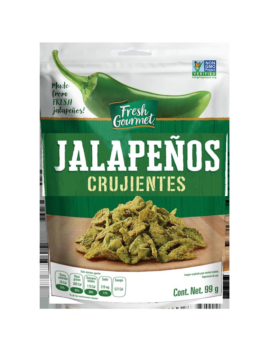 Fresh Gourmet - Jalapeños crujientes