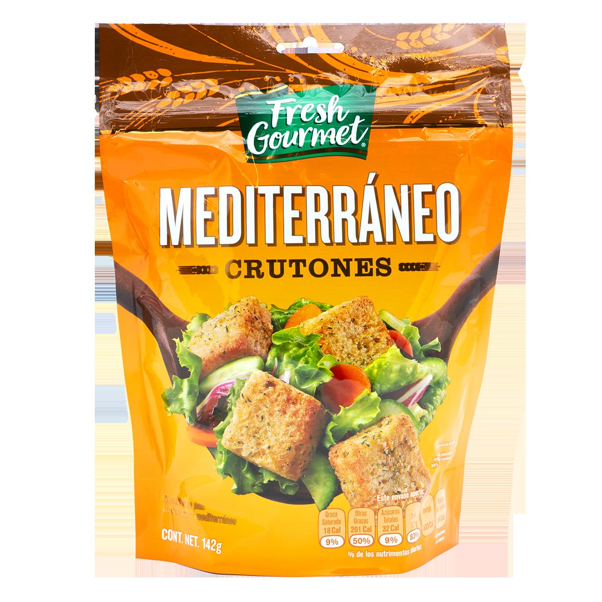 Fresh Gourmet - Crutón Mediterráneo