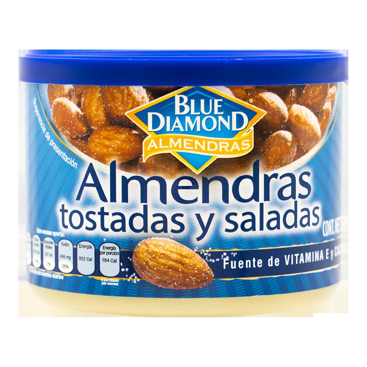 Blue Diamond - Almendras Tostadas y Saladas